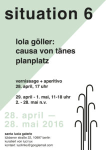 Situation 6_Lola Goeller_Poster